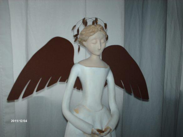 Angel of the Rusty Halo
