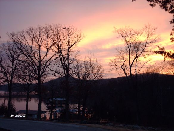 Feb Sunrise