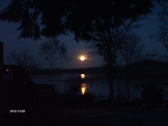 November moon