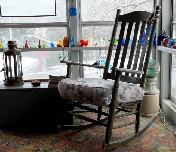 LaLocke's Rocking Chair