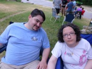 Dan and Hannah