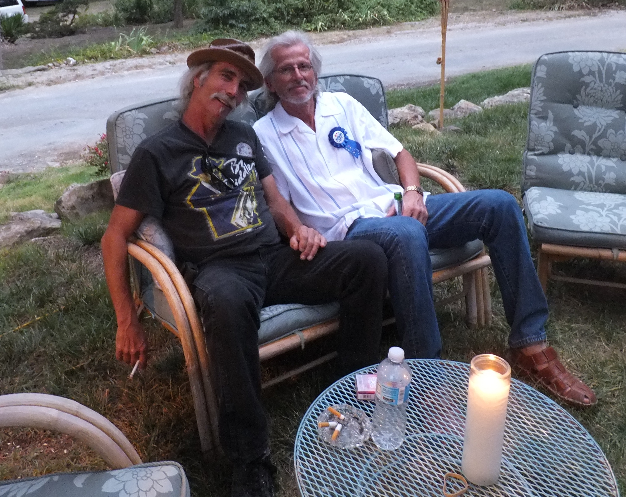 Pete and Bob