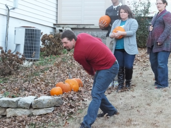 2014 Annual Pumpkin Roll - This one's gonna ROLL!!