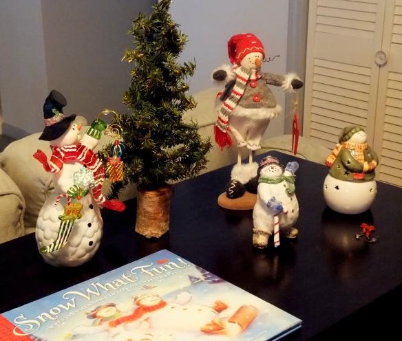 Dance of the Snowmen!  Dec 2013