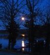 Golden moonlight Jan 2014
