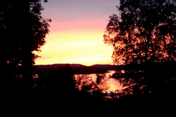 June dawn