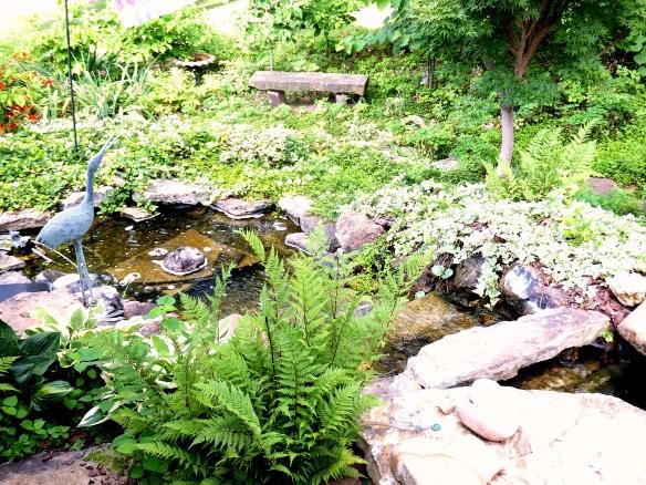 June Garden 2014